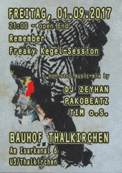 Remember Freaky Kegel-Session 01.09.2017